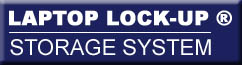 Laptop Lock-Up® Storage System: Locking Laptop Cabinet, Secure Laptop Storage, Secure Laptop Charging, Locking Laptop Cabinet, Secure Laptop Cabinet, Laptop Charging, Deployable Computer Cabinets, ESD Protection, Static Protection, Static Discharge Protection